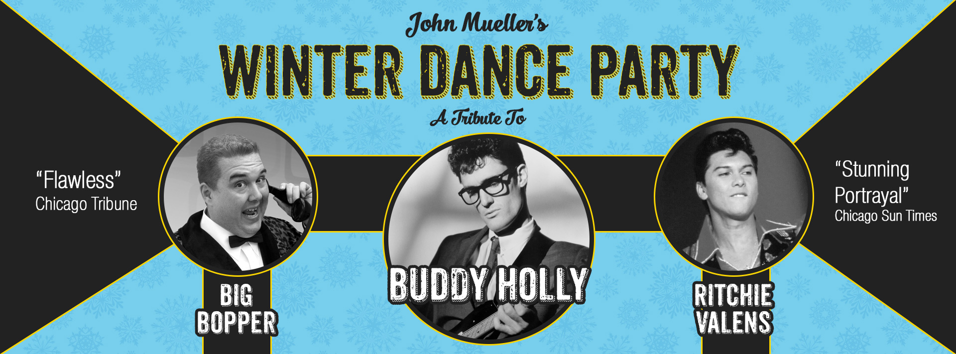 John Mueller's Winter Dance Party®