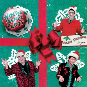Winter Dance Party® Holiday Greetings To You